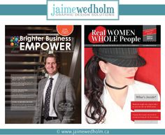 Thinking of publishing your own magazine? Jaime Wedholm Graphic Design Calgary shares her tips on how to streamline your design.