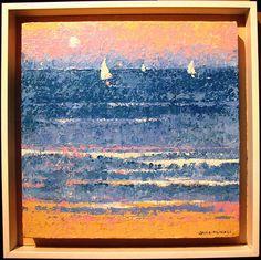 australian Artist Gayle Russel s l original acrylic painting Late Finish Sunshine Coast, Australian Artists, It Is Finished, The Originals, Painting, Ebay, Painting Art, Paintings, Painted Canvas