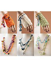 Annie's Signature Designs: Wrist Candy Crochet Patterns