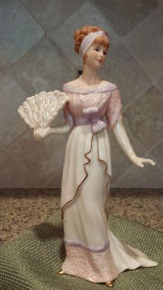 lenox figurines | Glamorous-Entrance-Lenox-Figurine