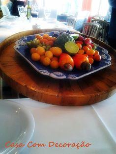 Frutas típicas de Recife