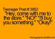 I do this a lot...