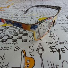 paperstyle eyewear — Paper glasses become art! Art becomes PaperStyle!...