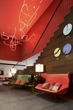 25hours Hotel Zürich West, Zurich, 2012