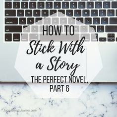 Many writers' struggle is sticking with a story, often abandoning it before they even finish. Here's how to get out of that cycle and finish your story.