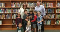 The Emma Cup is in its home for the year - Minnesauke Elementary! Which elementary school will win next Summer???