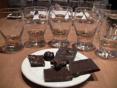 Read this local foodie's blog about his experience with the Chocolate & Scotch Tasting at Foster's Inn, Stratford.