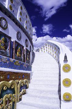 Stairway to Heaven - Ladakh, India
