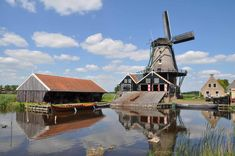 """IJlst (Friesland) - Molen """"De Rat"""""""