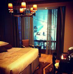 The many faces of Dubai - The Interiors Addict Curtains, Bed, Home, Interior, Home Decor