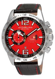 Stuhrling Original Men's Concorso Laureate Quartz ChronographStuhrling Original 210B.331540 Watch
