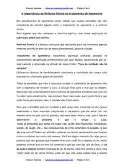 Alencar Santana - (alencar.santana@gmail.com) - Página 1 de 6  A importância da…