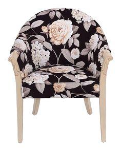Метки: Кресла для дома, Кресла с деревянными подлокотниками, Кресло для отдыха.              Материал: Ткань, Дерево.              Бренд: DG Home.              Стили: Прованс и кантри.              Цвета: Черный.