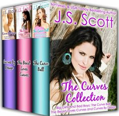 The Curves Collection Big Girls And Bad Boys: The Curve Ball, The Beast Loves Curves, Curves By Design (BBW Romance Collection) by J. S. Scott http://www.amazon.com/dp/B00EMG3A00/ref=cm_sw_r_pi_dp_TtJLwb12698ZV