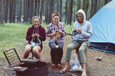 #firepit #camping #together