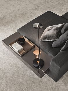 Minotti Sofas Modular Sofas catalog on Designbest: browse it and find out design and furniture ideas for your home. Modern Interior, Interior Styling, Interior Architecture, Interior Decorating, Sofa Furniture, Modern Furniture, Furniture Design, Rustic Furniture, Furniture Ideas