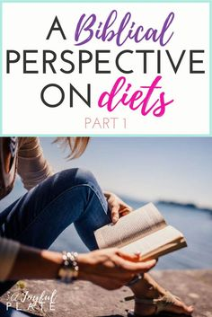 "If you come from a dieting past, the idea of ""having"" to discipline your food choices may make you crazy! The Bible has a lot to say about this."