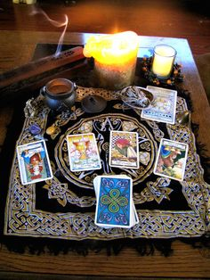 Four card tarot reading by email by SeashorePagans on Etsy, $3.50