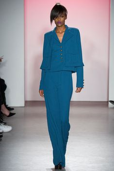 Nanette Lepore Fall 2015 Ready-to-Wear Collection Photos - Vogue