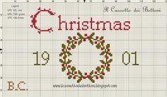 il cassetto dei bottoni: CHRISTMAS 1901 free