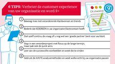 6 tips voor succesvolle Customer Experience Customer Experience