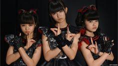 RT @BBCNewsbeat: Japanese band @BABYMETAL_JAPAN say theyre...