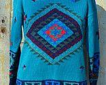 southwestern sweater dress.  do it.