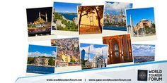 #Istanbul the 5th most visited city with over 11.8 million #foreign and #domestic #visitors annually. #GlobalMeeting