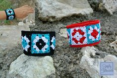 Not Granny's Bangle Bracelet « The Yarn Box The Yarn Box