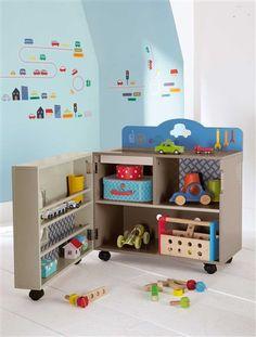 Play garage, Child's Bedroom | Vertbaudet