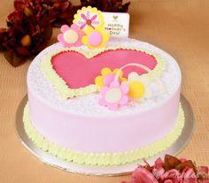 tortas decoradas para el dia de las madres hermosas