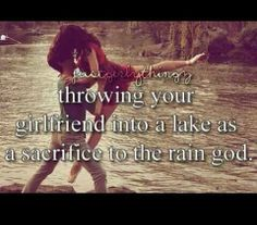 Just girly things parody are almost just as good as hipster quote rebuttals