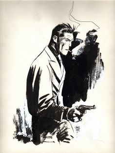 Art by Jordi Bernet*  • Blog/Info   (https://en.wikipedia.org/wiki/Jordi_Bernet)  ★    CHARACTER DESIGN REFERENCES™ (https://www.facebook.com/CharacterDesignReferences & https://www.pinterest.com/characterdesigh) • Love Character Design? Join the #CDChallenge (link→ https://www.facebook.com/groups/CharacterDesignChallenge) Share your unique vision of a theme, promote your art in a community of over 50.000 artists!    ★