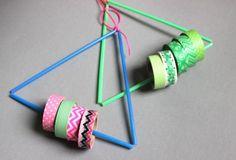DIY – Triangle Maski