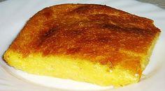 Υλικά  1,5 λίτρο γάλα  1,5 φλ. τσαγιού σιμιγδάλι χοντρό  2 φλ. τσαγιού ζάχαρη  220 γρ. βούτυρο  7 αυγά  χυμό και ξύσμα από 1 πορτοκάλι  χυ...