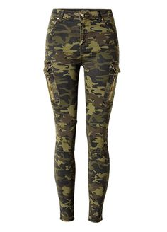 Camouflage Print Jogger Skinny Jeans With Pockets_Butt Lifting Skinny Jeans_Women Jeans_Sexy Lingeire   Cheap Plus Size Lingerie At Wholesale Price   Feelovely.com