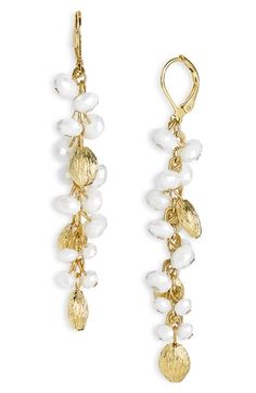 Nordstrom Crystal Collection 'Navajo' Clustered Earrings | Nordstrom - StyleSays
