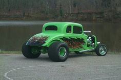 34 Chevy Coupe