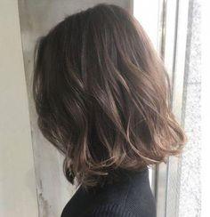 Hair Curly Cut Medium 15 Ideas For 2019 – Hair Length Medium Hair Cuts, Medium Hair Styles, Curly Hair Styles, Wavy Hair, New Hair, Hair Arrange, Long Bob Hairstyles, Trendy Hairstyles, Shoulder Length Hair