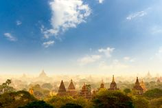 Myanmar is one of the most #magical and undiscovered destinations in the #world: a golden land of #breathtaking beauty and #charm that is steeped in fascinating #history and #traditions.