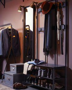 Skreddersy garderobe- belysningen