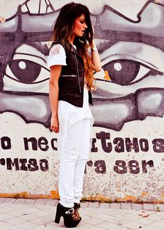 CAN'T TAKE MY EYES OFF... (by ANGELA ROZAS SAIZ) http://lookbook.nu/look/3288583-CAN-T-TAKE-MY-EYES-OFF