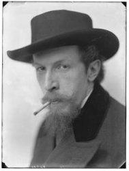 de Roos (September 1877 - April Dutch artist, character-, book binding- and stamp designer. April 3, Vintage Graphic Design, Dutch Artists, Book Binding, Cowboy Hats, Stamp, Character, Stamps, Retro Graphic Design