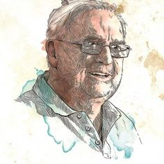 Wolfgang Egerer (1936-2015). Quelle: Gondwana Collection