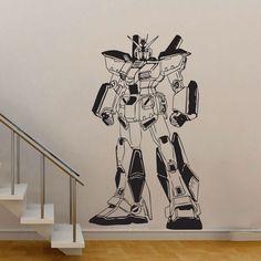 Alex Gundam G-4 Roboter Vinyl Wall Art Decal