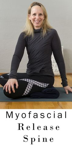 these yoga exercises and myofascial releases using the soft squash ball help restore the range of motion in your elbow Wellness Fitness, Yoga Fitness, Myofacial Release, Fascia Stretching, Neck Arthritis, Spine Pain, Yoga For You, Yoga Nidra, Self Massage