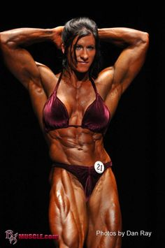 Angela  Salvagno - IFBB Wings of Strength Tampa  Pro 2011 - #1