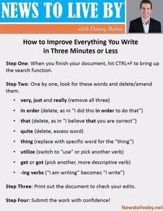 improve essays