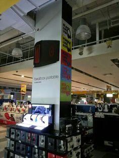 Mind Spirit Design | Gallery - Mall Activations & POS Works