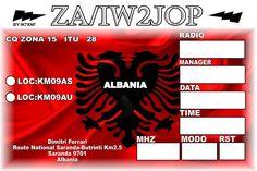 ZA/IW2JOP   Albania